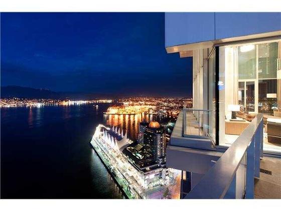 Fairmont Pacific Rim Penthouse